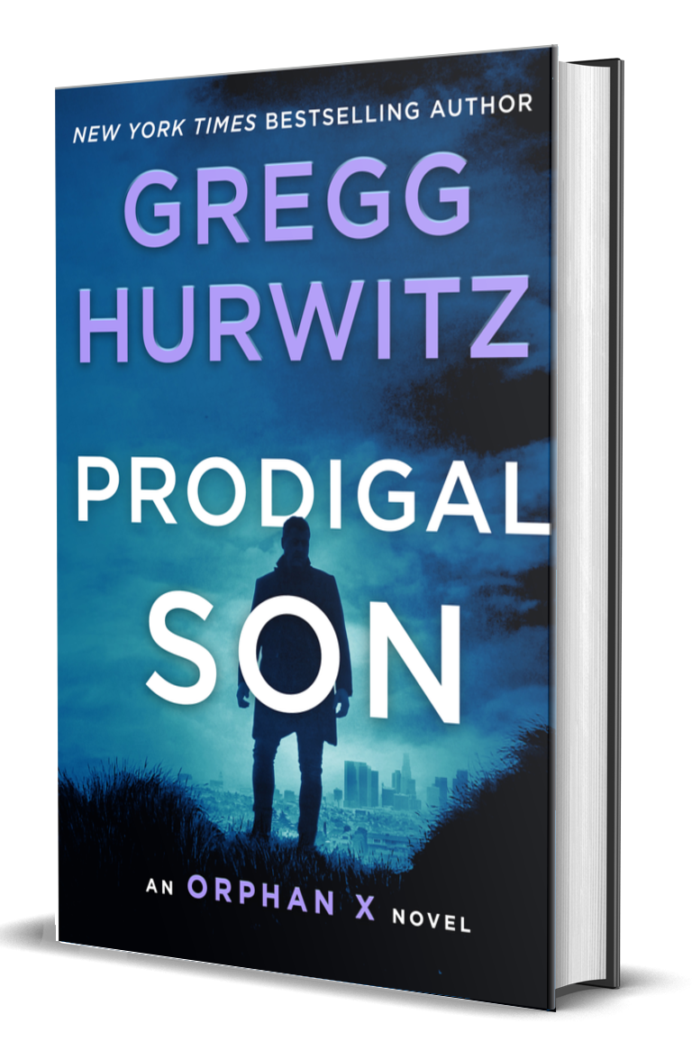 prodigal son by gregg hurwitz orphanx novel