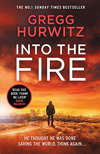 Into the Fire UK cover